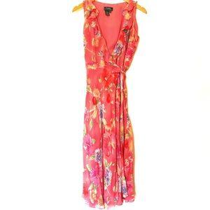 Lauren Ralph Lauren Pink floral dress